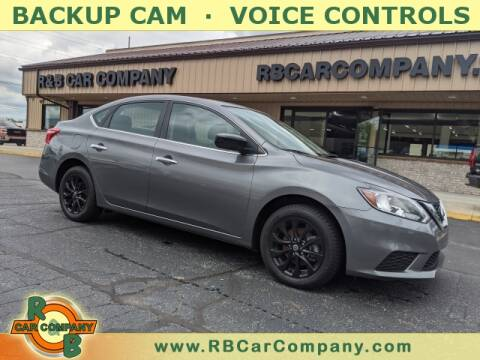 2018 Nissan Sentra for sale at R & B Car Company in South Bend IN