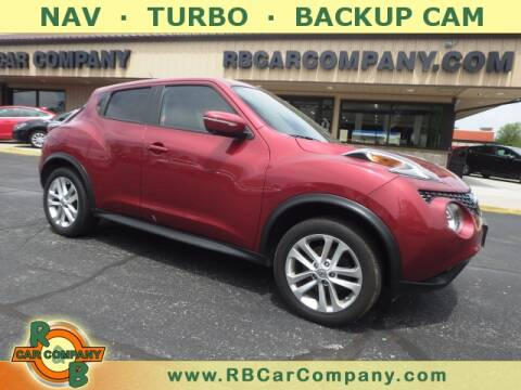 2016 Nissan JUKE for sale at R & B Car Company in South Bend IN