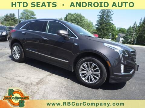 2017 Cadillac XT5 for sale at R & B Car Company in South Bend IN