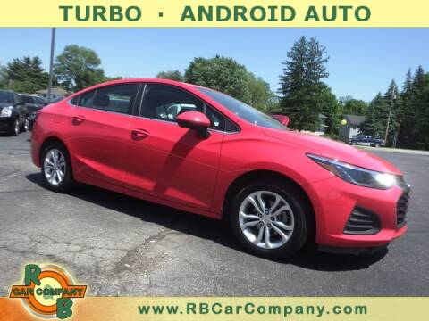 2019 Chevrolet Cruze for sale at R & B Car Company in South Bend IN