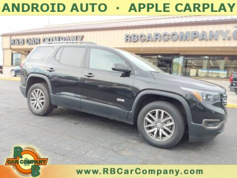 2017 GMC Acadia for sale at R & B Car Company in South Bend IN