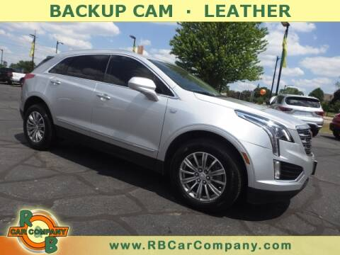 2018 Cadillac XT5 for sale at R & B Car Company in South Bend IN