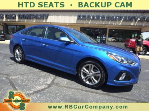 2019 Hyundai Sonata for sale at R & B Car Company in South Bend IN