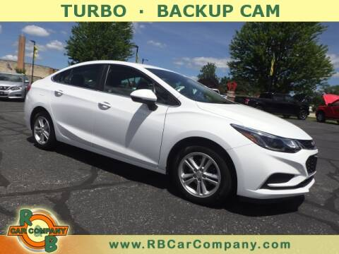 2018 Chevrolet Cruze for sale at R & B Car Company in South Bend IN