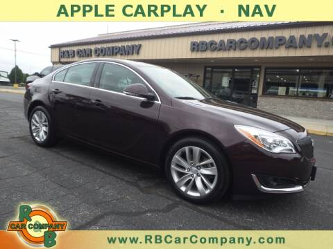 2017 Buick Regal for sale at R & B Car Company in South Bend IN