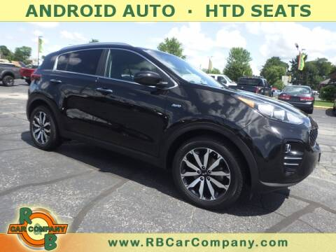 2017 Kia Sportage for sale at R & B Car Company in South Bend IN