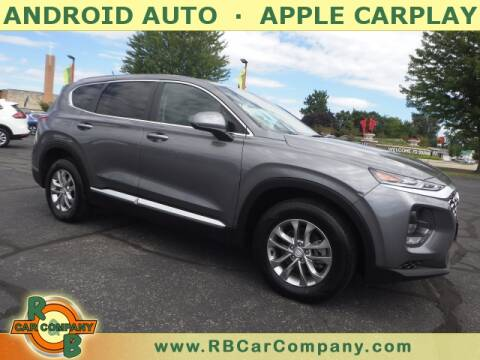 2019 Hyundai Santa Fe for sale at R & B Car Company in South Bend IN