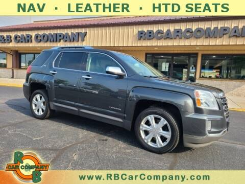 2017 GMC Terrain for sale at R & B Car Company in South Bend IN