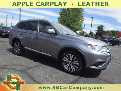 2019 Mitsubishi Outlander for sale at R & B Car Company in South Bend IN