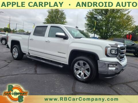 2017 GMC Sierra 1500 for sale at R & B Car Company in South Bend IN
