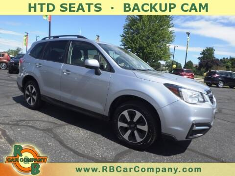 2018 Subaru Forester for sale at R & B Car Company in South Bend IN