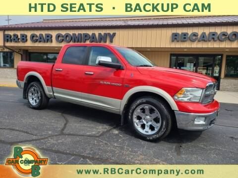 2011 RAM Ram Pickup 1500 for sale at R & B Car Company in South Bend IN