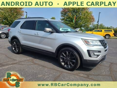 2017 Ford Explorer for sale at R & B Car Company in South Bend IN