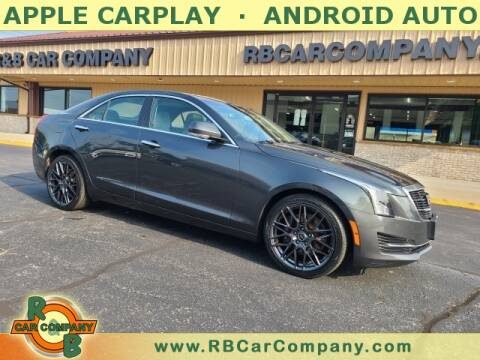2017 Cadillac ATS for sale at R & B Car Company in South Bend IN