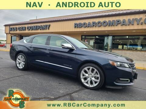 2019 Chevrolet Impala for sale at R & B Car Company in South Bend IN