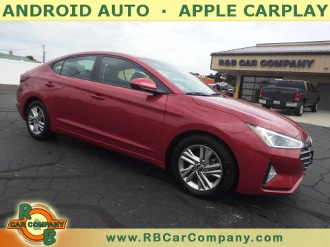 2019 Hyundai Elantra for sale at R & B Car Company in South Bend IN
