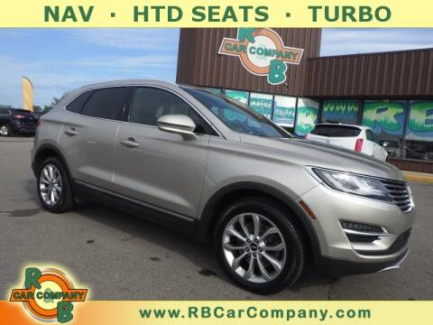 2015 Lincoln MKC for sale at R & B Car Company in South Bend IN
