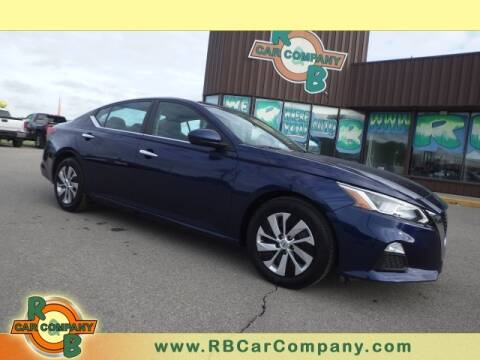 2019 Nissan Altima for sale at R & B Car Company in South Bend IN