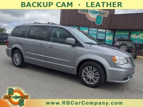 2014 Chrysler Town and Country for sale at R & B Car Company in South Bend IN