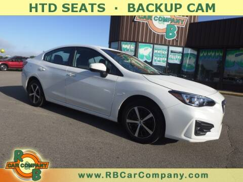 2019 Subaru Impreza for sale at R & B Car Company in South Bend IN