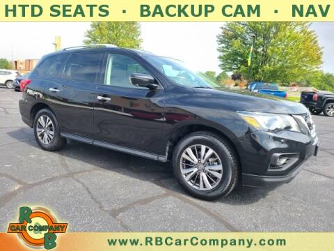 2019 Nissan Pathfinder for sale at R & B Car Company in South Bend IN