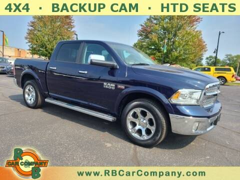 2015 RAM Ram Pickup 1500 for sale at R & B Car Company in South Bend IN
