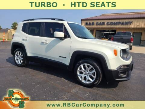 2015 Jeep Renegade for sale at R & B Car Company in South Bend IN