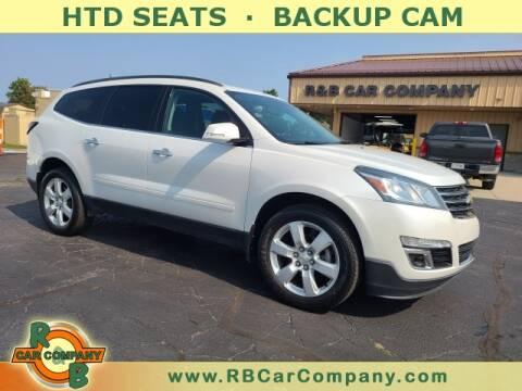 2017 Chevrolet Traverse for sale at R & B Car Company in South Bend IN