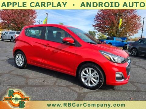 2020 Chevrolet Spark for sale at R & B Car Company in South Bend IN
