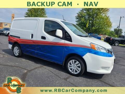 2018 Nissan NV200 for sale at R & B Car Company in South Bend IN