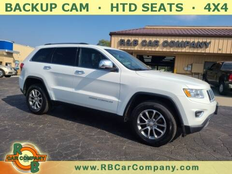 2014 Jeep Grand Cherokee for sale at R & B Car Company in South Bend IN