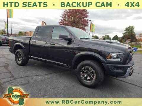 2017 RAM Ram Pickup 1500 for sale at R & B Car Company in South Bend IN