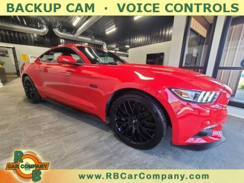 2016 Ford Mustang for sale at R & B Car Company in South Bend IN