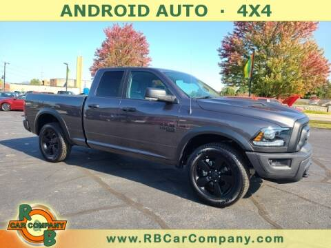 2020 RAM Ram Pickup 1500 Classic for sale at R & B Car Company in South Bend IN