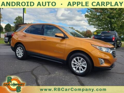 2018 Chevrolet Equinox for sale at R & B Car Company in South Bend IN