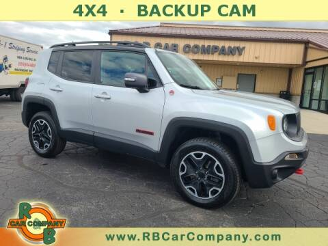 2016 Jeep Renegade for sale at R & B Car Company in South Bend IN