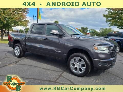 2019 RAM Ram Pickup 1500 for sale at R & B Car Company in South Bend IN