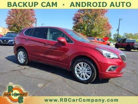 2017 Buick Envision for sale at R & B Car Company in South Bend IN