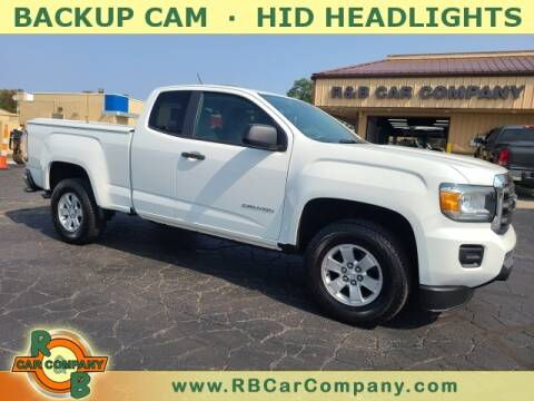 2016 GMC Canyon for sale at R & B Car Company in South Bend IN