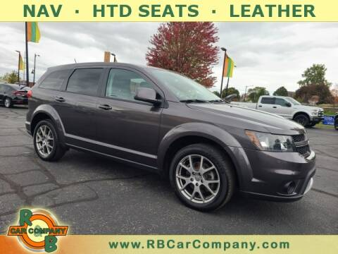 2017 Dodge Journey for sale at R & B Car Company in South Bend IN