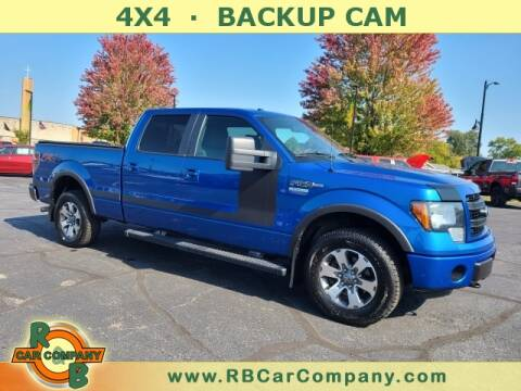 2013 Ford F-150 for sale at R & B Car Company in South Bend IN