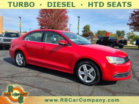 2014 Volkswagen Jetta for sale at R & B Car Company in South Bend IN