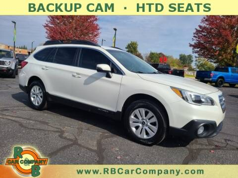 2016 Subaru Outback for sale at R & B Car Company in South Bend IN