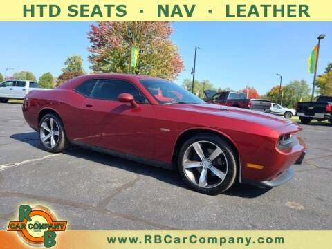 2014 Dodge Challenger for sale at R & B Car Company in South Bend IN