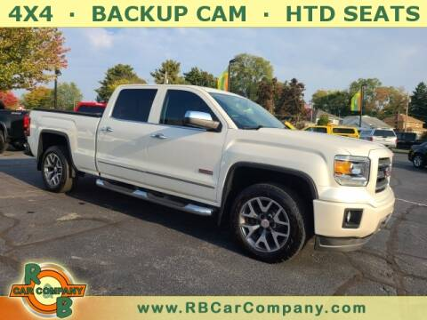 2015 GMC Sierra 1500 for sale at R & B Car Company in South Bend IN