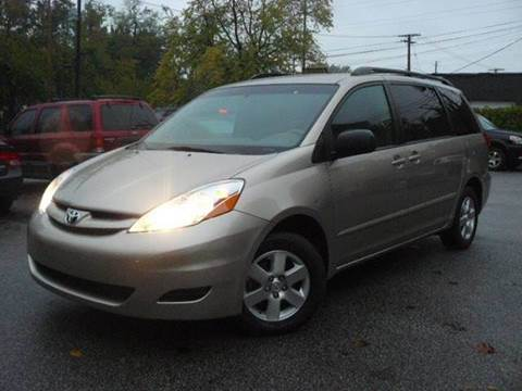 2008 Toyota Sienna for sale at Rusak Motors LTD. in Cleveland OH