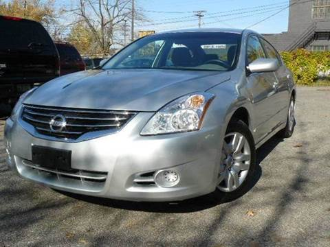 2011 Nissan Altima for sale at Rusak Motors LTD. in Cleveland OH