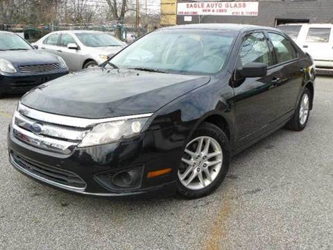 2010 Ford Fusion for sale at Rusak Motors LTD. in Cleveland OH