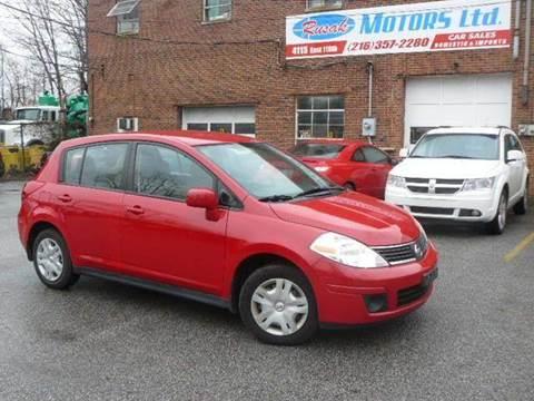 2011 Nissan Versa for sale at Rusak Motors LTD. in Cleveland OH
