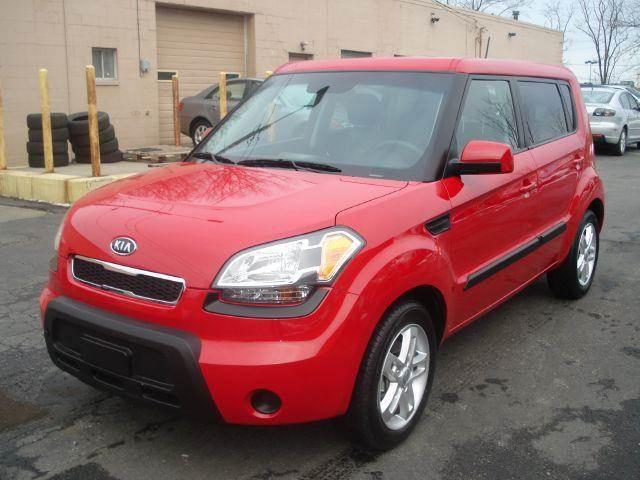 2011 Kia Soul for sale at Rusak Motors LTD. in Cleveland OH